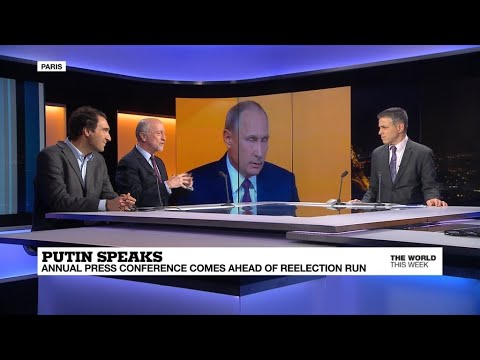 Putin's press conference; Alabama Senate election; One Planet Summit