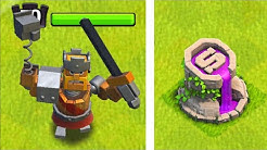 "Buying New Clockwork & Statue Update!! ""Clash Of Clans"""