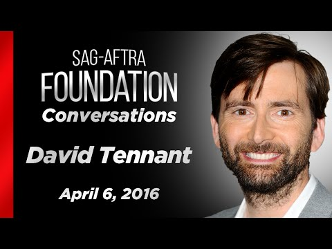 Conversations with David Tennant