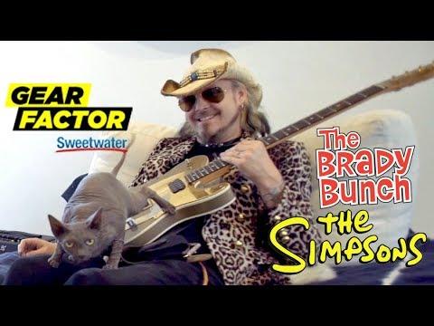 John 5 Plays His Favorite TV Theme Songs