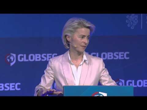 GLOBSEC 2016 - Ursula von der Leyen: In the Heart of the European Security