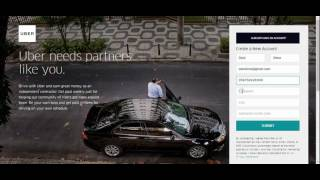How to Register as UBER Driver in Singapore