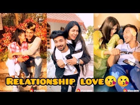 दोस्ती और प्यार🔥💯||real love||life line||loveromance||gfbf romantic love#gfbf#Indianlove#vigovideo