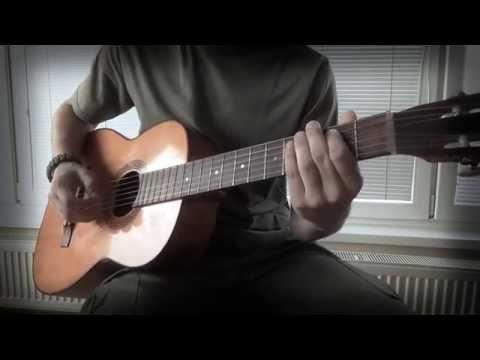 KJ - Campfire song (S.T.A.L.K.E.R.) Guitar cover [HD]