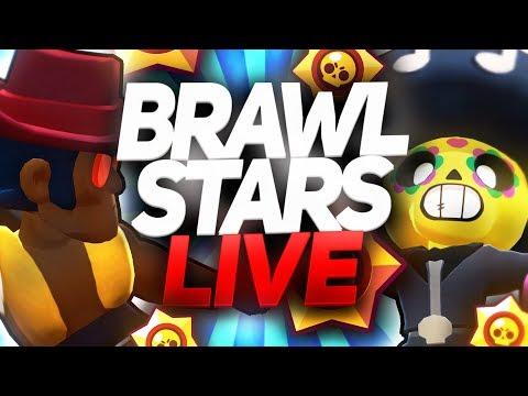 [LIVE] Brawl Stars - Byłem na Kapitan Marvel!