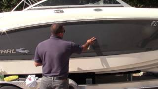 How to remove scraтches from gelcoat