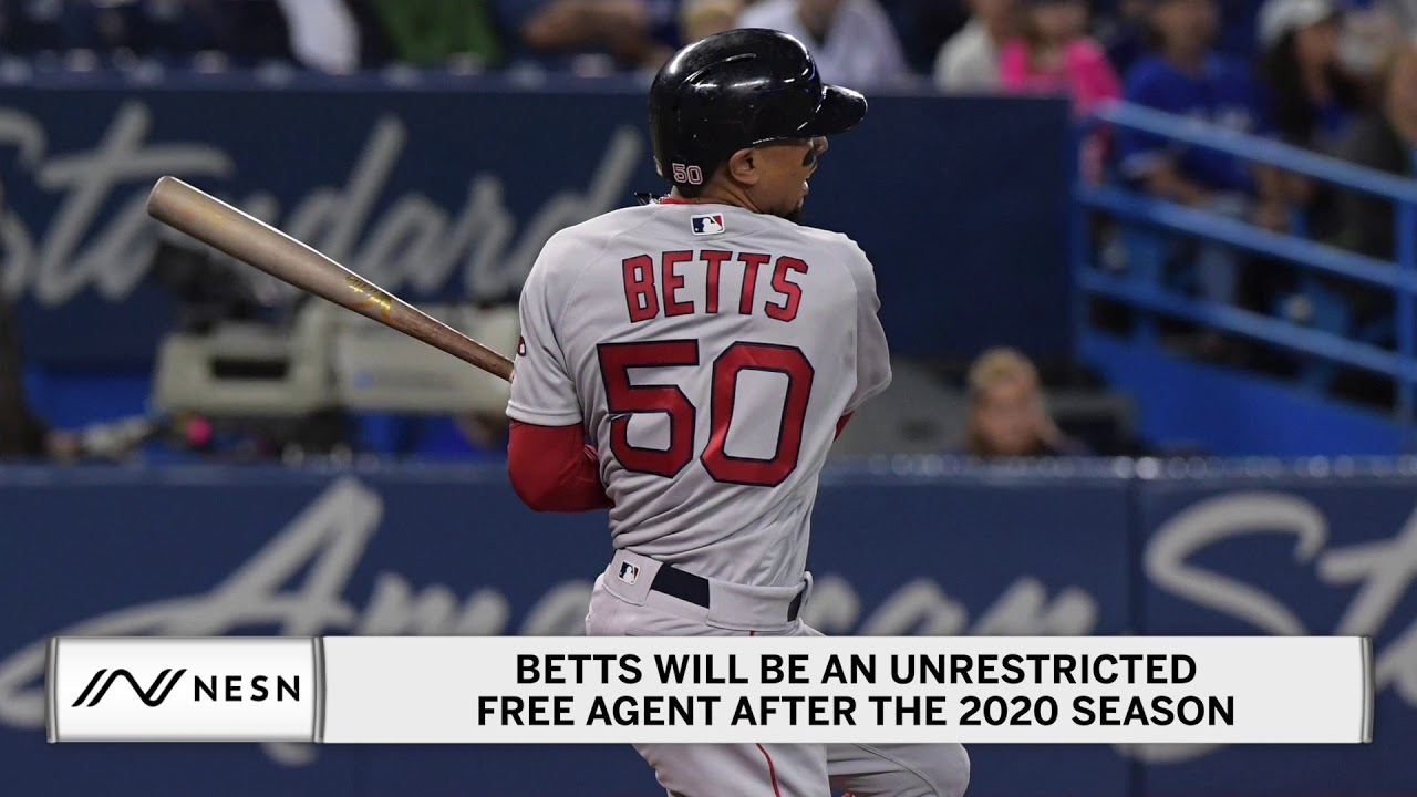 The return of the megadeal: Why Mookie Betts' monster contract is a ...