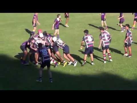 Rockingham vs Southern Lions U14G - Kaleb Barr 18 June 2016