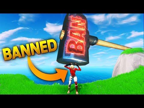 HACKER GET'S *BANNED* LIVE..!!! | Fortnite Funny and Best Moments Ep.487 (Fortnite Battle Royale)