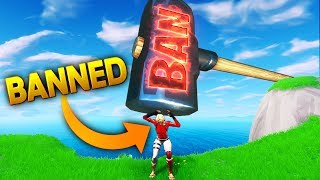 HACKER GET'S *BANNED* LIVE..!!! | Fortnite Funny and Best Moments Ep.487 (Fortnite Battle Royale)