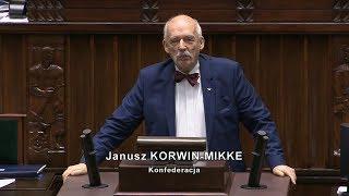 Uczelnie prywatne vs uczelnie państwowe - Janusz Korwin-Mikke
