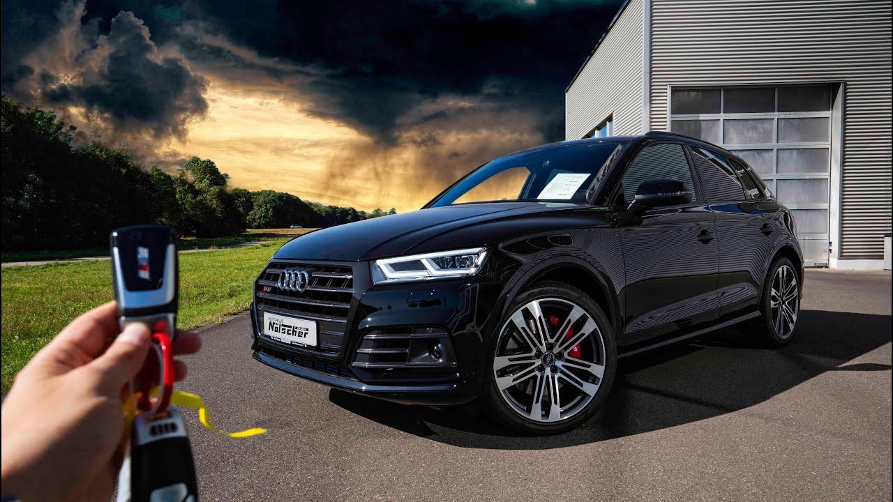 2020 Audi Sq5 New Model and Performance
