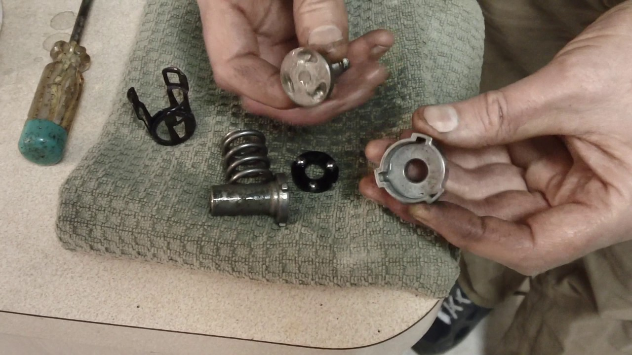 ford internal rear caliper advanced rebuild info [ 1280 x 720 Pixel ]