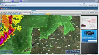 USA WAKE UP!  MASSIVE tornado outbreak was predicted by HAARP rings? You be the judge!