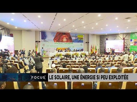 Afrique : l'énergie solaire, une solution contre l'épuisement des énergies fossiles