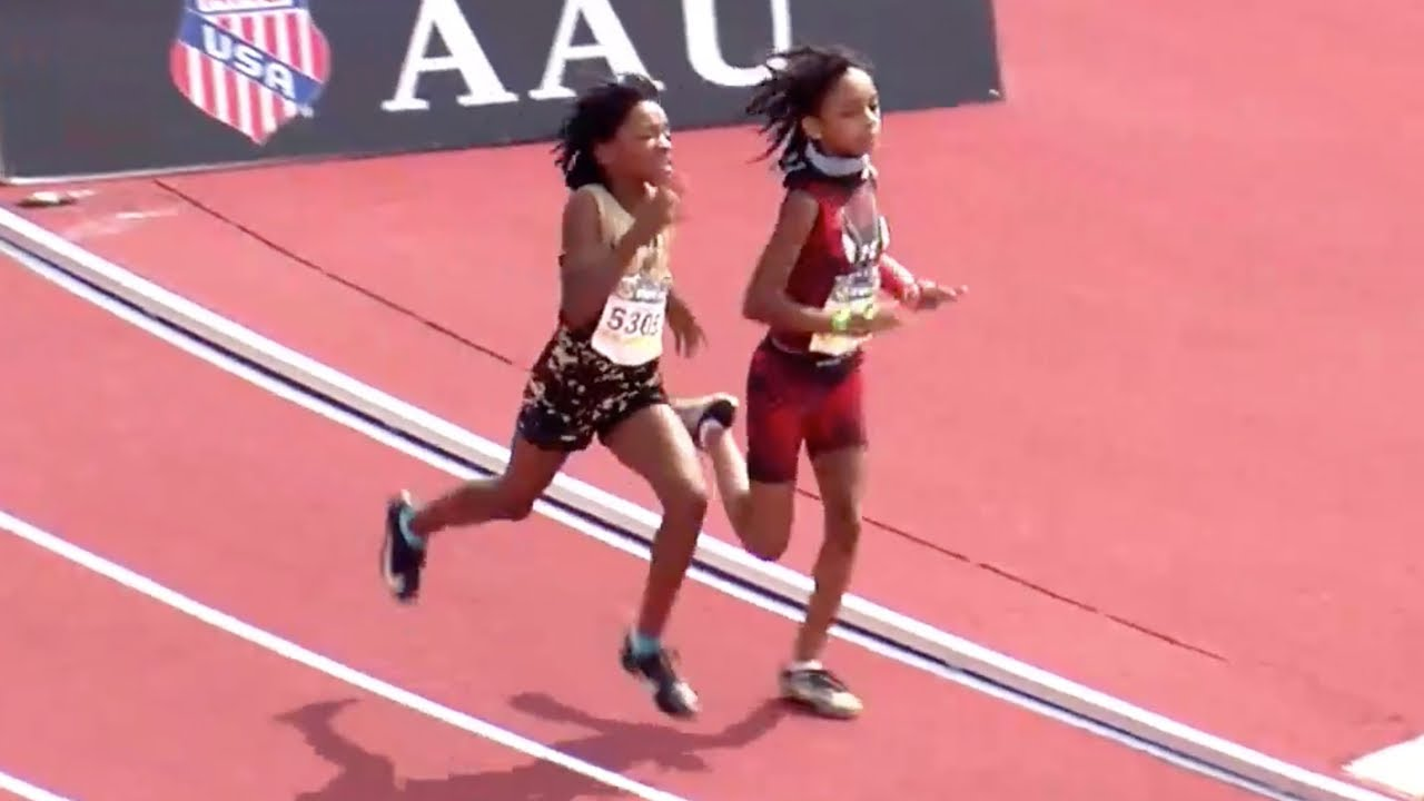 Download Huge 9-Year-Old Kick To Win 800m National Title!