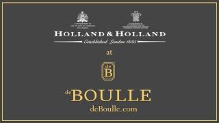 Holland & Holland, Dallas, TX - Autumn / Winter Collection