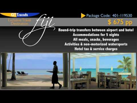 Amazing Vacation Package At Fiji Shangri-La.mov
