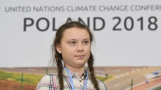 Schülerrede auf dem UN-Klimagipfel: Wie eine 15-Jährige mit Politikern abrechnet