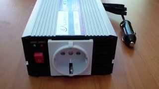 Автомобильный инвертор напряжения Luxeon IPS-300S, чистый синус(Преобразователь напряжения Luxeon IPS-300S используют для обеспечения необходимого питания 220 Вольт 50 Гц в автомо..., 2015-05-24T11:52:18.000Z)