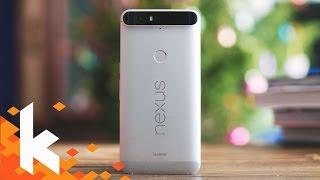 Nexus 6P Review nach einem Monat!