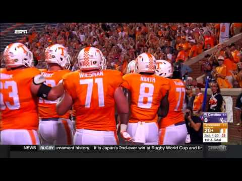 Tennessee Volunteers 2015 Season Highlights