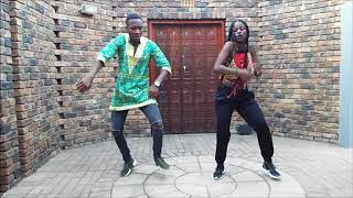 Ammara Brown feat Mr Eazi - Svoto (Dance Choreography by Deenero & Michelle)