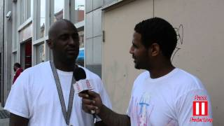 Oschino Interview on South Street