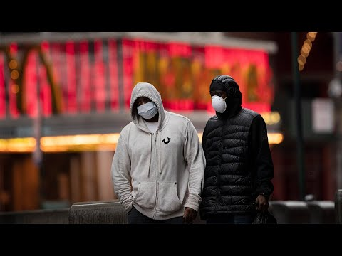 All New Yorkers must wear face masks in public