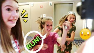 HOTEL DARES!!😜  | SECURITY CALLED! 😬