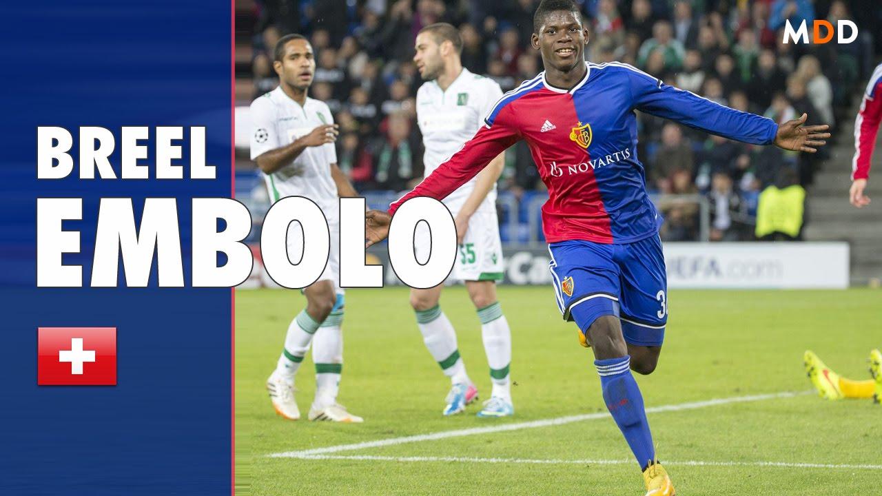 Download Breel Embolo | FC Basel | Goals, Skills, Assists - HD