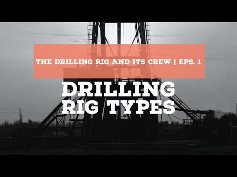 1 drilling rigs types | drilling rigs