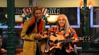 Phoebe Buffay ft. Leslie - Sticky Shoes