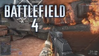 BATTLEFIELD 4 - CHINA RISING: Usando Todas as Classes! (Playstation 4 Gameplay)