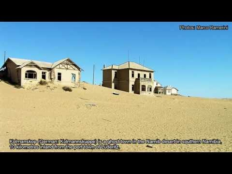 Kolmanskop: a ghost town in the Namib desert - Namibia