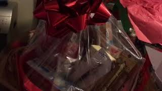 12/24/17 Gifting cashiers with stockpile