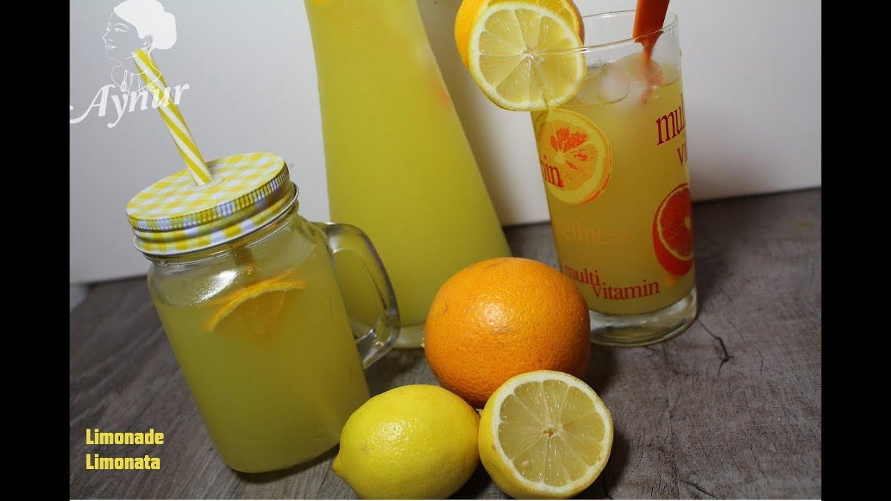 Tagkolay Limonata Tarifi Videosu 98