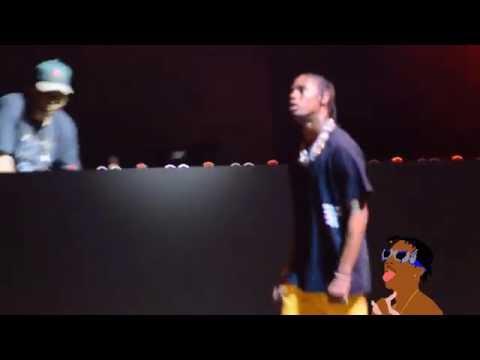 Travis Scott Live In New York at Coney Island (HD 1080P CHECK DESCRIPTION!)