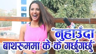 OK Masti Talk With Priyanka Karki ||