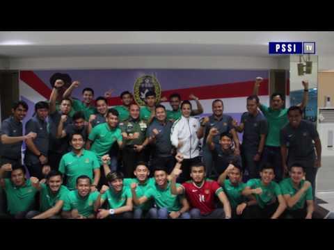 Pelepasan Tim Nasional Futsal Indonesia ke Ajang Piala AFF 2016