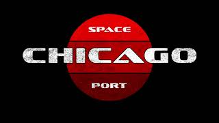 CHICAGO SPACE PORT T-SHIRT Launch