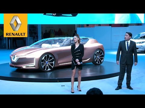 Renault Press Conference at the Sao Paulo Motor Show 2018 (Portuguese)