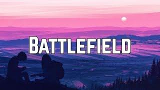 Jordin Sparks - Battlefield (Lyrics)