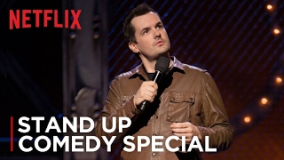 Jim Jefferies: Bare - Measuring Up  - Netflix [HD]