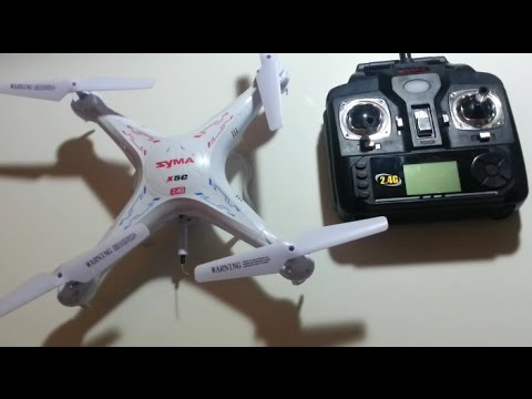 New Wifi camera for my Syma X5 Quadcopter