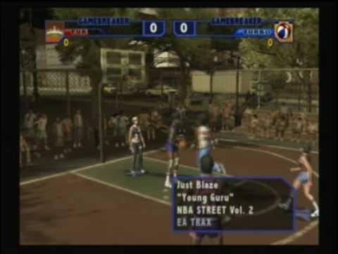 NBA Street Vol. 2  Rachel Melvin's Final Games 34