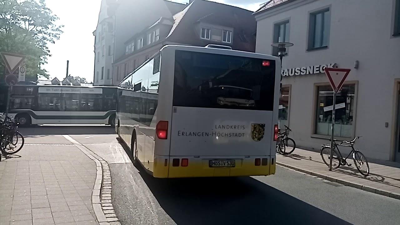 Busverkehr Erlangen - Die Reportation - Teil. 02 von 03