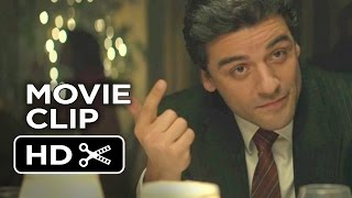 A Most Violent Year Movie CLIP - That Is When You Jump (2014) - Oscar Isaac Movie HD