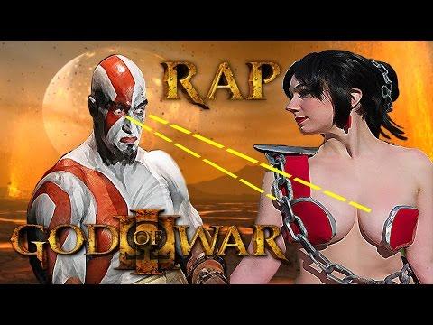 God of War RAP - Manuel Aski