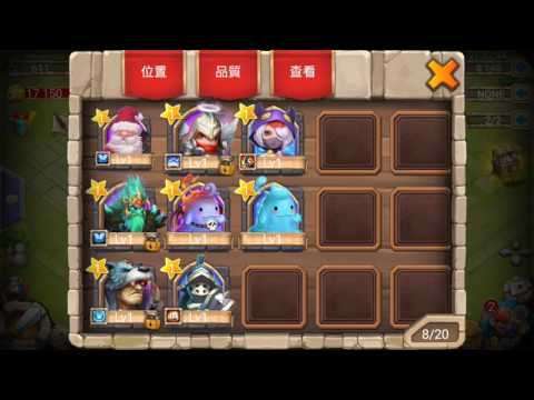 Castle Clash 16000 Free To Play Gem Rolling On Taiwan Server